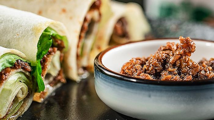 鲜椒牛肉酱—让平凡的饭菜也闪闪发光!